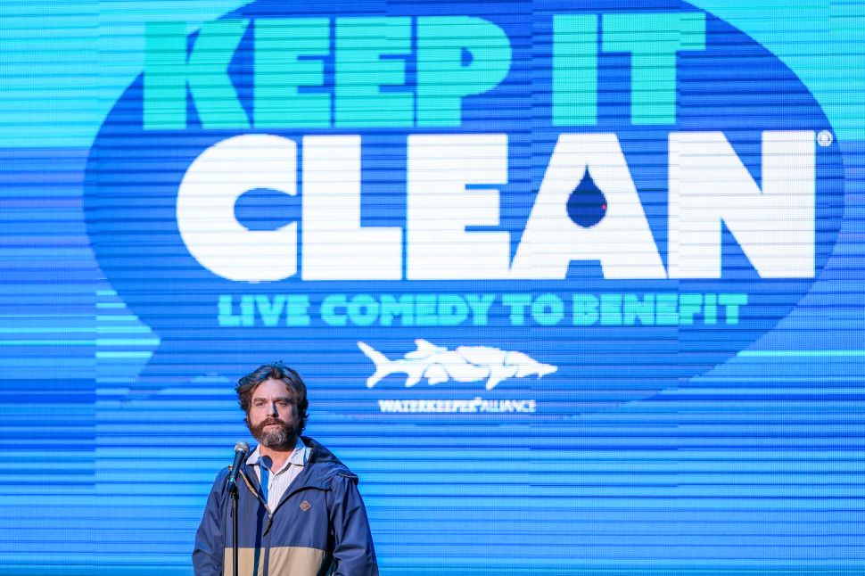 Entertaining AF: Keep It Clean With Zach Galifianakis, Tig Notaro & Jeff Ross