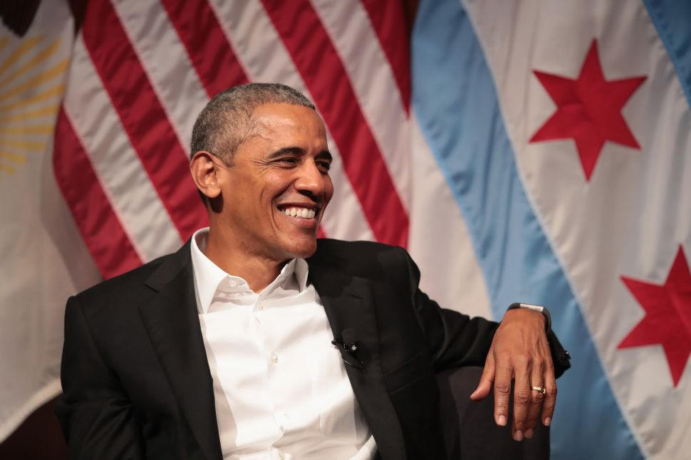 Must Be Some Speech: Obama's Wall Street Alliance Continues