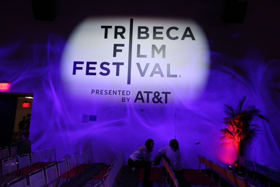 Behind the Screens: The 2017 Tribeca Film Festival