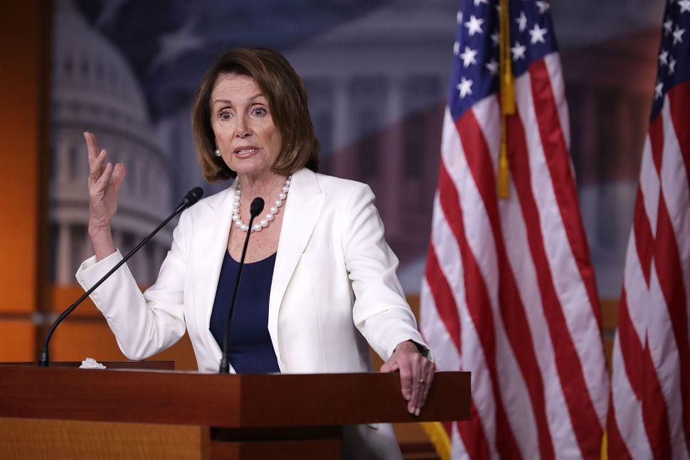Nancy Pelosi Feels the Bern, Faces Pro-Sanders Primary Challenger
