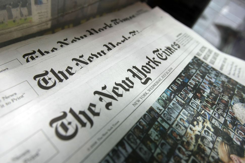 Climate Scientist Cancels NYT Subscription Over Editor's Defense of Climate Denier