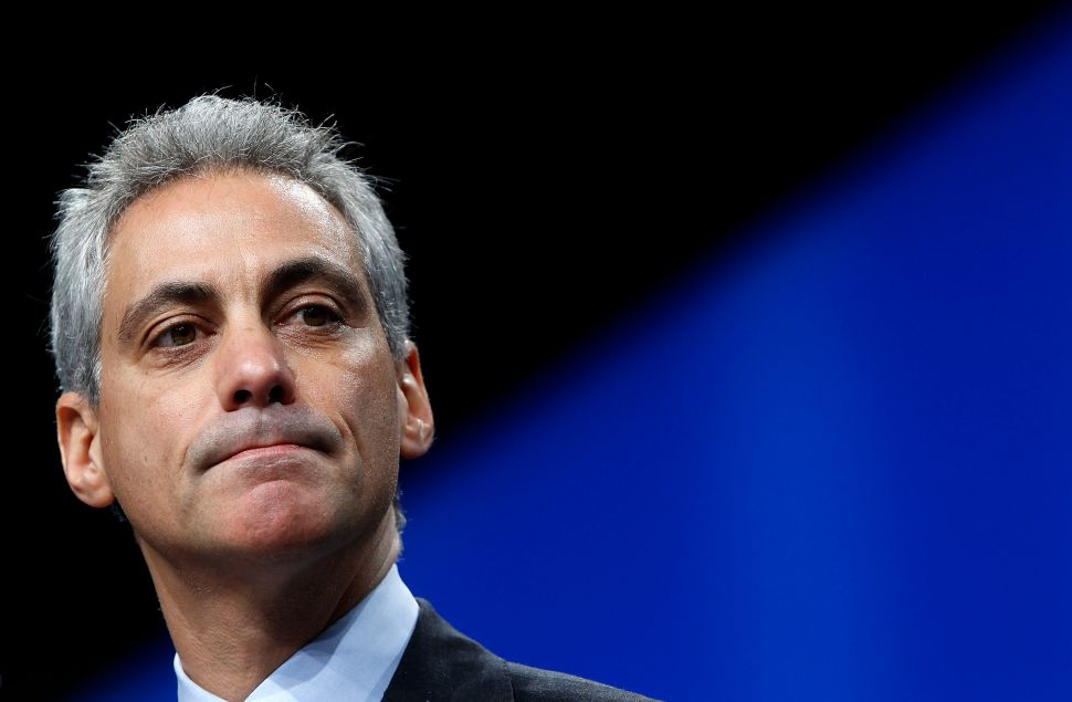 America's Worst Mayor, Rahm Emanuel, Teams Up With Betsy Devos on Chicago's Schools