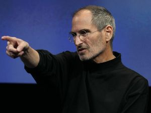 """""""Everything around you that you call life was made up by people that were no smarter than you. And you can change it, you can influence it. Once you learn that, you'll never be the same again.""""—Steve Jobs"""
