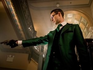 Cory Michael Smith as Eddie Nygma.