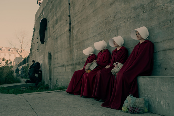 'The Handmaid's Tale' Costume Designer Ane Crabtree on Religion as Inspiration