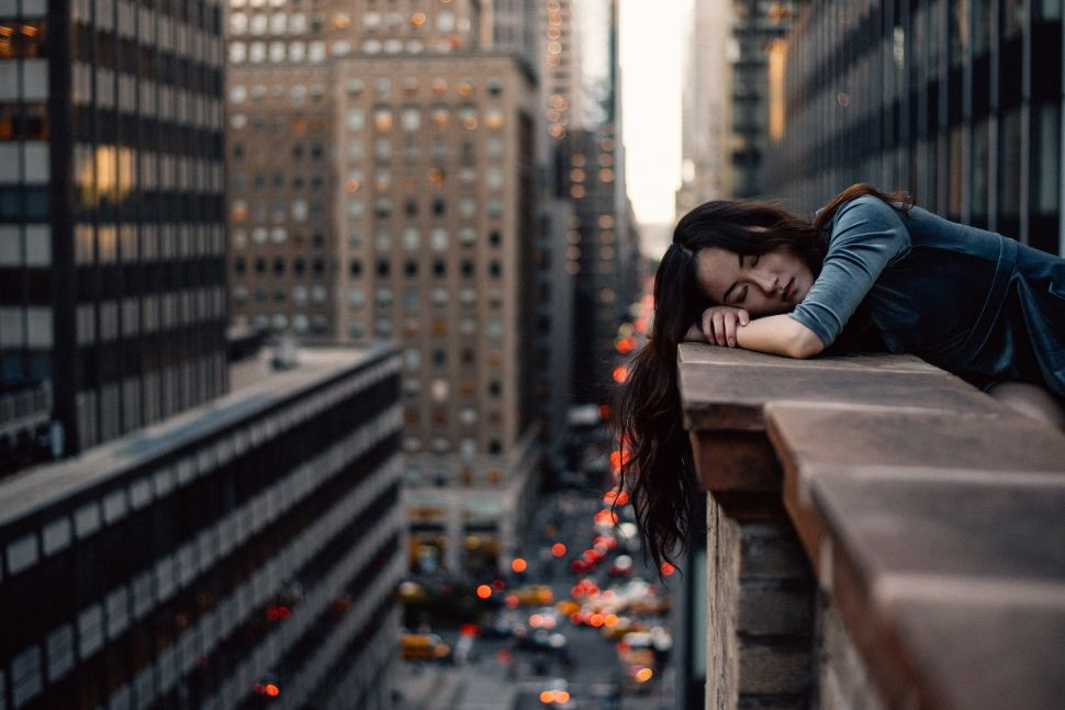 Your Myers-Briggs Personality Type Explains Why You're Losing Sleep