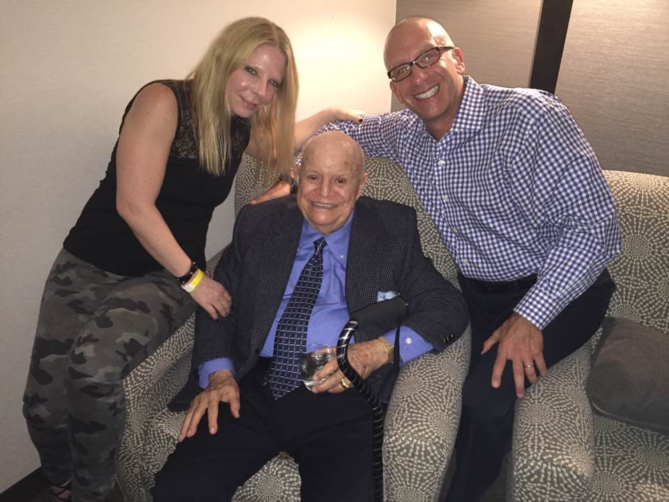 Don Rickles Befriended Me in Frank Sinatra's Dressing Room at Ronald Reagan's Roast