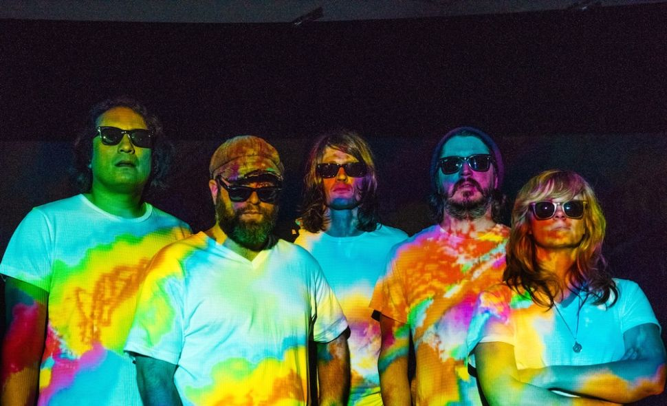 How The Black Angels Channeled Modern Chaos Into Their Apocalypse Pop 'Death Song'