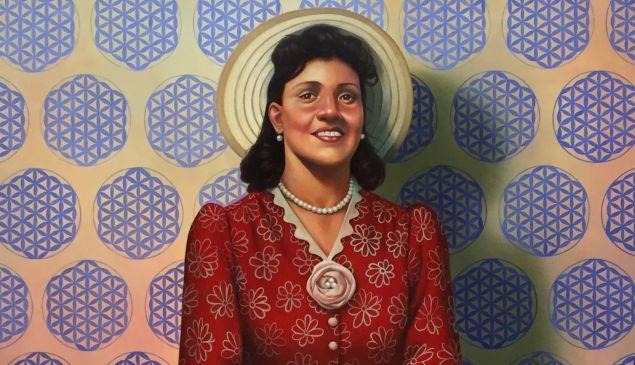 Kadir Nelson, Henrietta Lacks, (HeLa): The Mother of Modern Medicine.