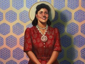 Kadir Nelson, Henrietta Lacks, (HeLa): The Mother of Modern Medicine.
