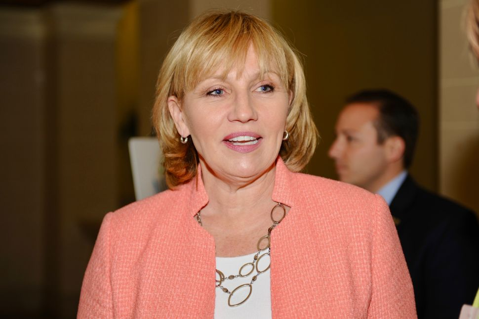 Amid NJEA Fight, Guadagno Says Sweeney 'Stood Up for the Taxpayers'