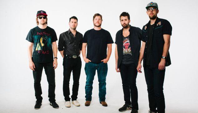Nashville-based rock band, Los Colognes.