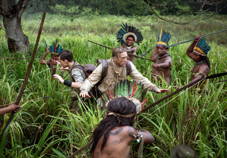 'The Lost City of Z,' a Riveting Adventure Led By a Charismatic Charlie Hunnam