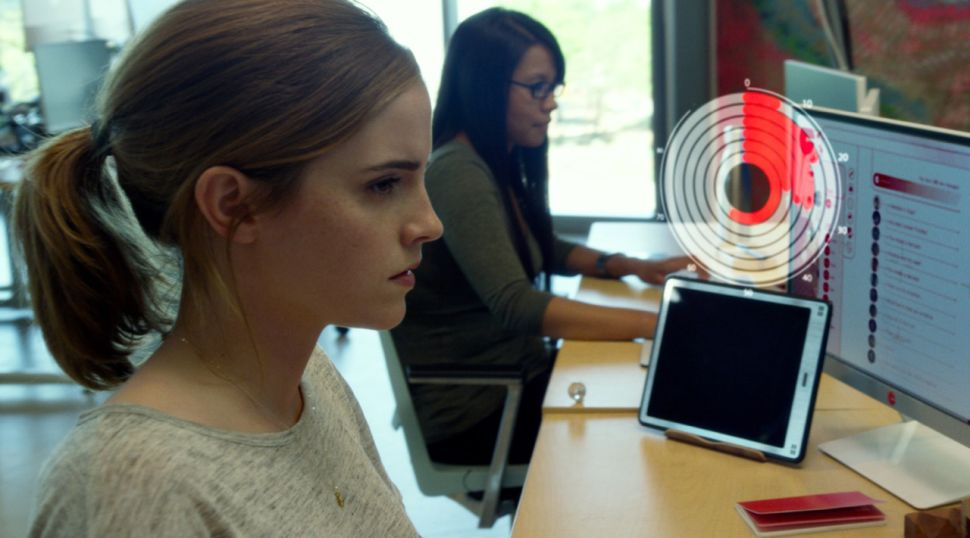 Imagined Dialogue For: 'The Circle' With Emma Watson and Tom Hanks