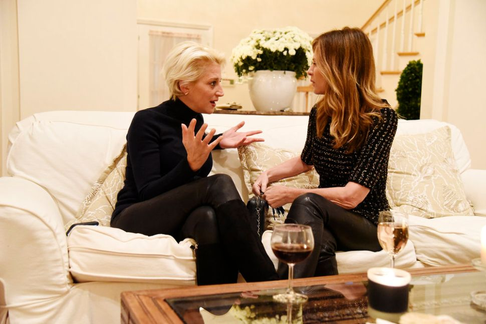 'The Real Housewives of NYC' Recap 9×03: A New Low