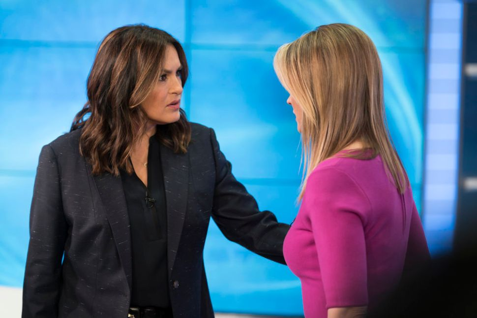 'Law & Order: SVU' Recap 18×16: A Sad Scandal That's All Too Real