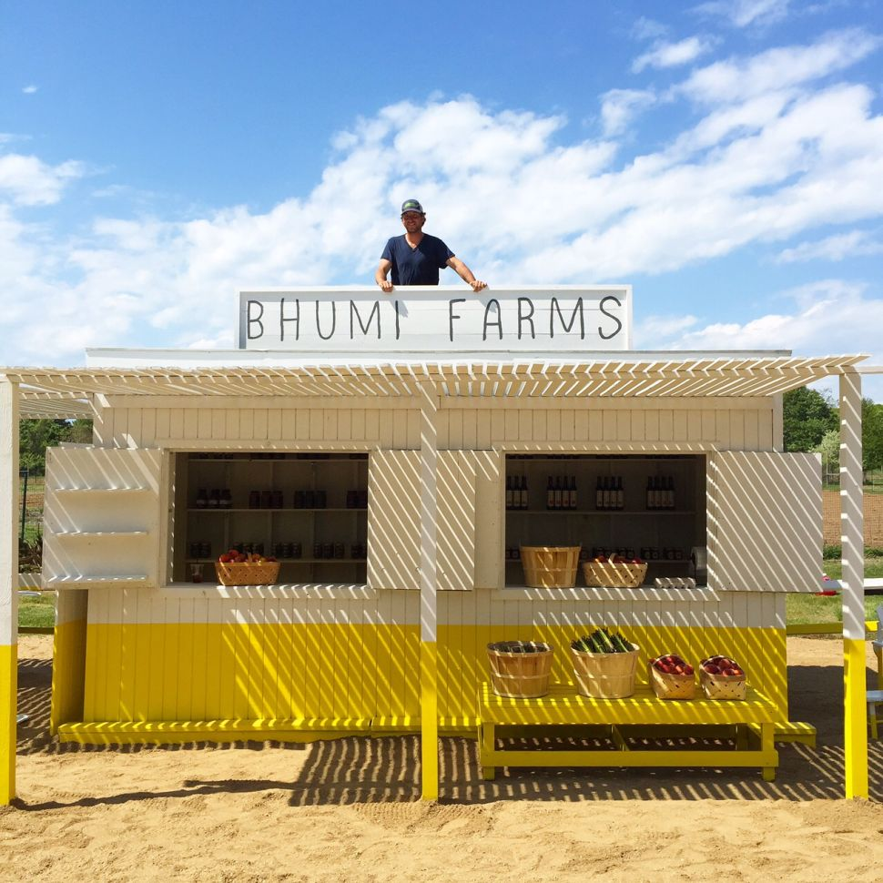 Donor-Based Bhumi Farms Is Giving Organic Produce Away to New Yorkers