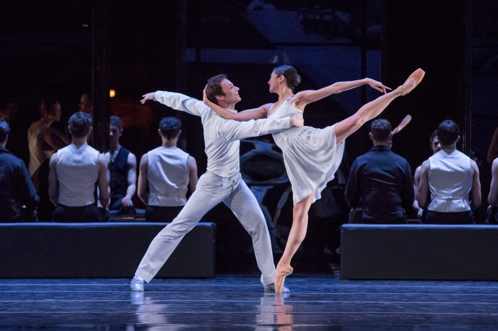 The Joffrey Returns to New York With a Provincial 'Romeo & Juliet'
