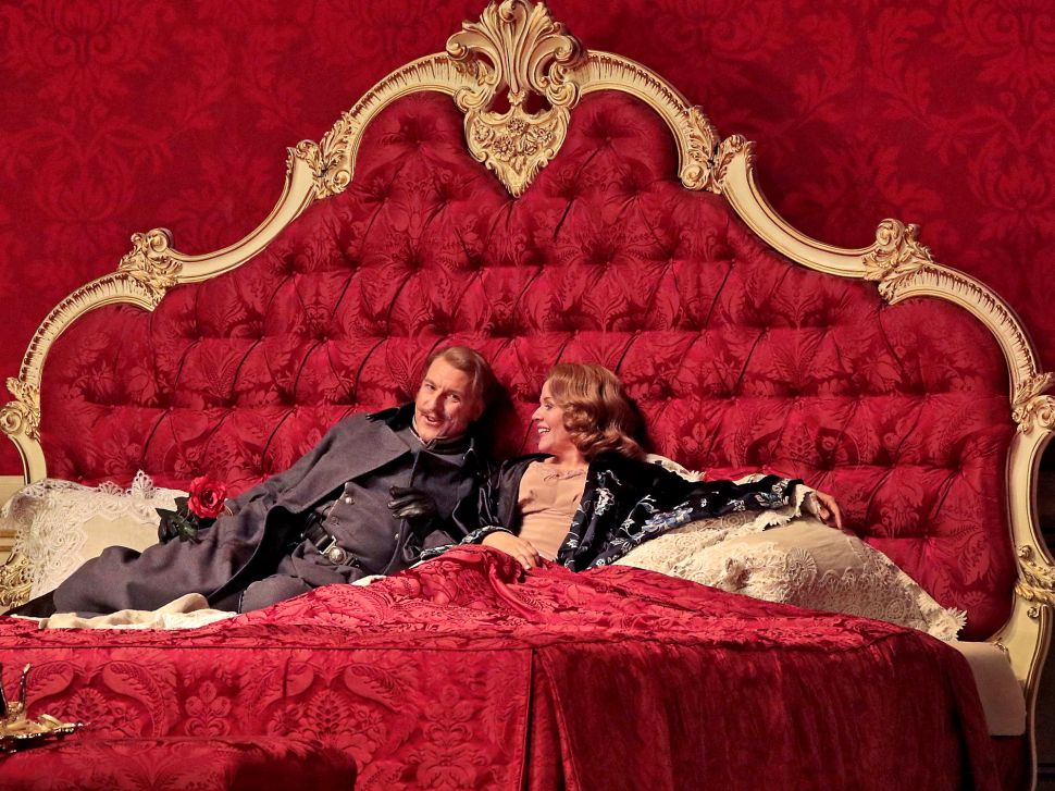 A Star Is Boring in 'Der Rosenkavalier' at the Met