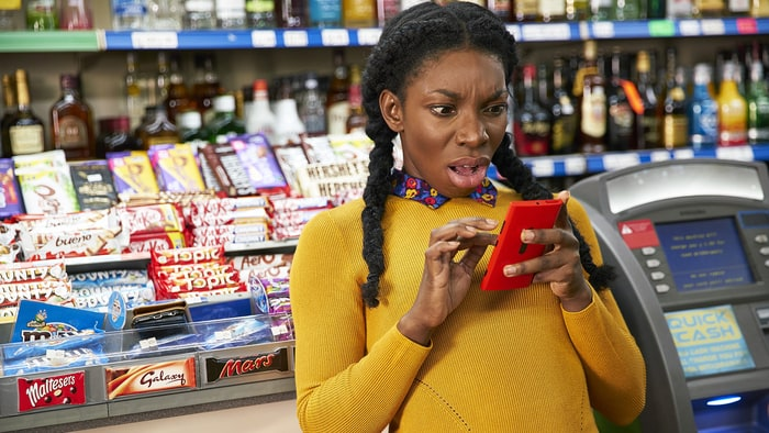 For Everyone Who Hated 'Girls,' Watch 'Chewing Gum' On Netflix