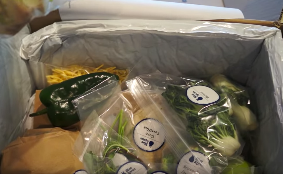 Meal Kits Ask You to Pick Your Battle: Decrease Food Waste or Actual Waste?