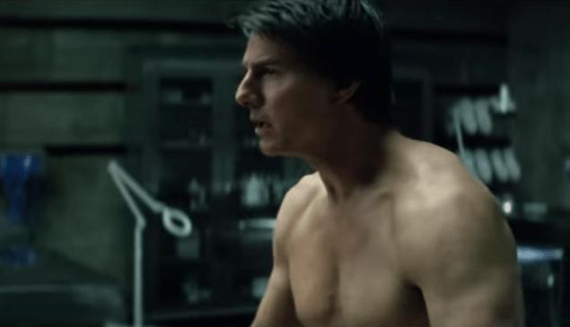Universal Dark Universe Tom Cruise
