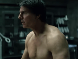 Universal Dark Universe Tom Cruise