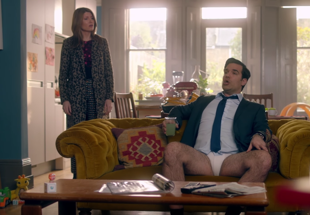 A Pair of Fools and a Flash of Carrie Fisher in the 'Catastrophe' Season 3 Trailer