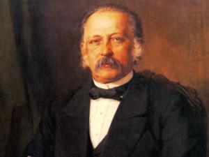 German journalist and novelist Theodor Fontane.