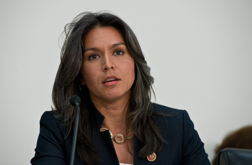 Tulsi Gabbard Challenges 'Shoot First, Ask Questions Later' Syria Policy