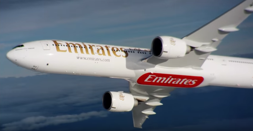 Emirates Literally Just Made an Entire Commercial Trolling United Airlines