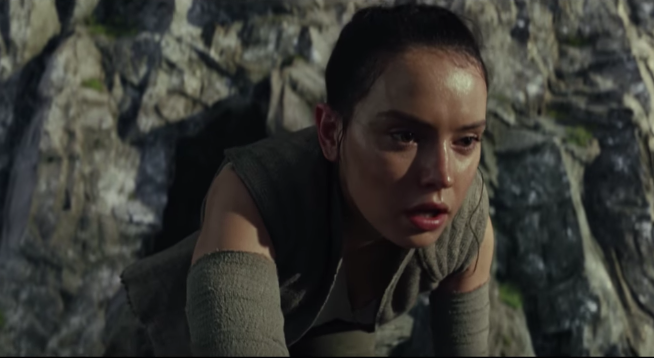 'Star Wars: The Last Jedi' Trailer Says It's Time for the Jedi to End