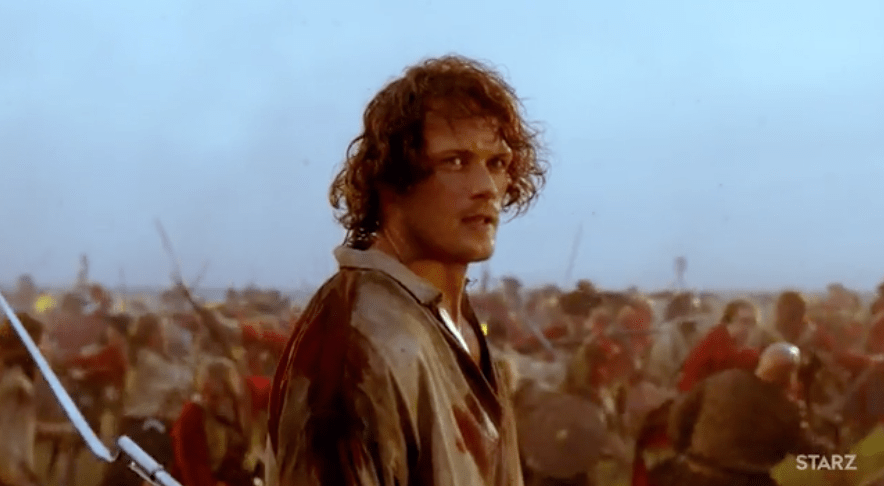 No Shirt Goes Unbuttoned in 'Outlander' Season 3 Trailer