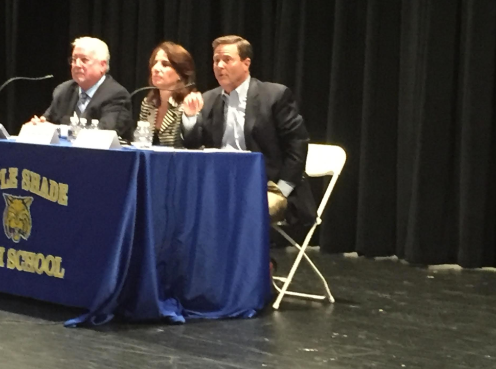 Healthcare Dominates at Norcross Town Hall