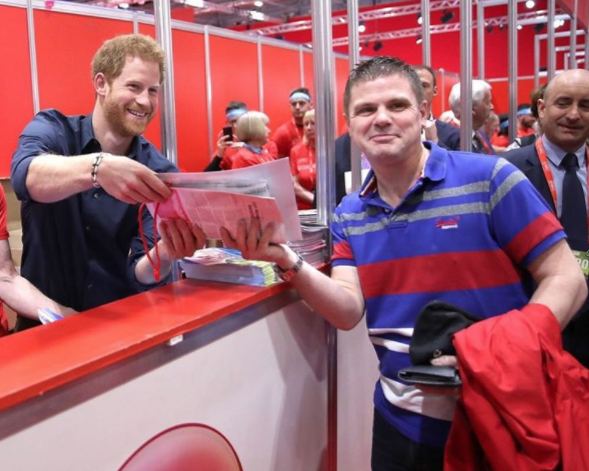 Would You Run a Marathon if Prince Harry Cheered You On?