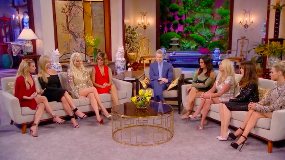 'Real Housewives of Beverly Hills' Season 7 Reunion, Part 2: Lisa Rinna Is a Monster