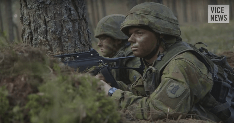 'Little Green Men' From Russia Are Coming—and Lithuania Isn't Prepared