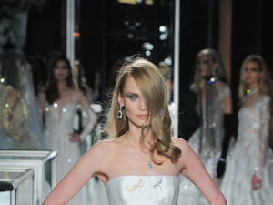 Reem Acra's Million Dollar Dress