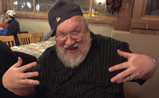 George RR Martin Is Out of Fucks to Give