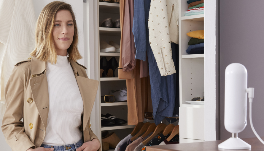 Amazon's Echo Look Is Basically a Personal Stylist
