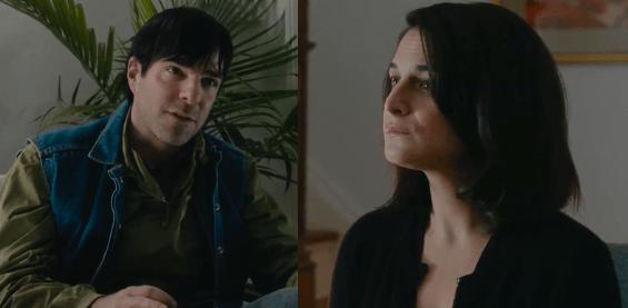 Tribeca 2017: Jenny Slate and Zachary Quinto Discuss Outlandish 'Aardvark'