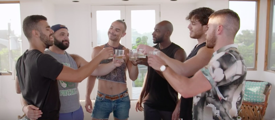 Weekend Stream: 'Fire Island,' the Gay Reality Show You Can't Avoid This Summer