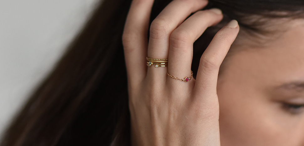 This Jewelry Company Wants Women to Buy Diamonds for Themselves