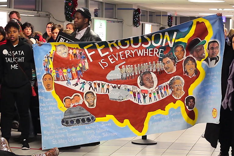 Exclusive Clip: Ferguson Documentary 'Show Me Democracy'