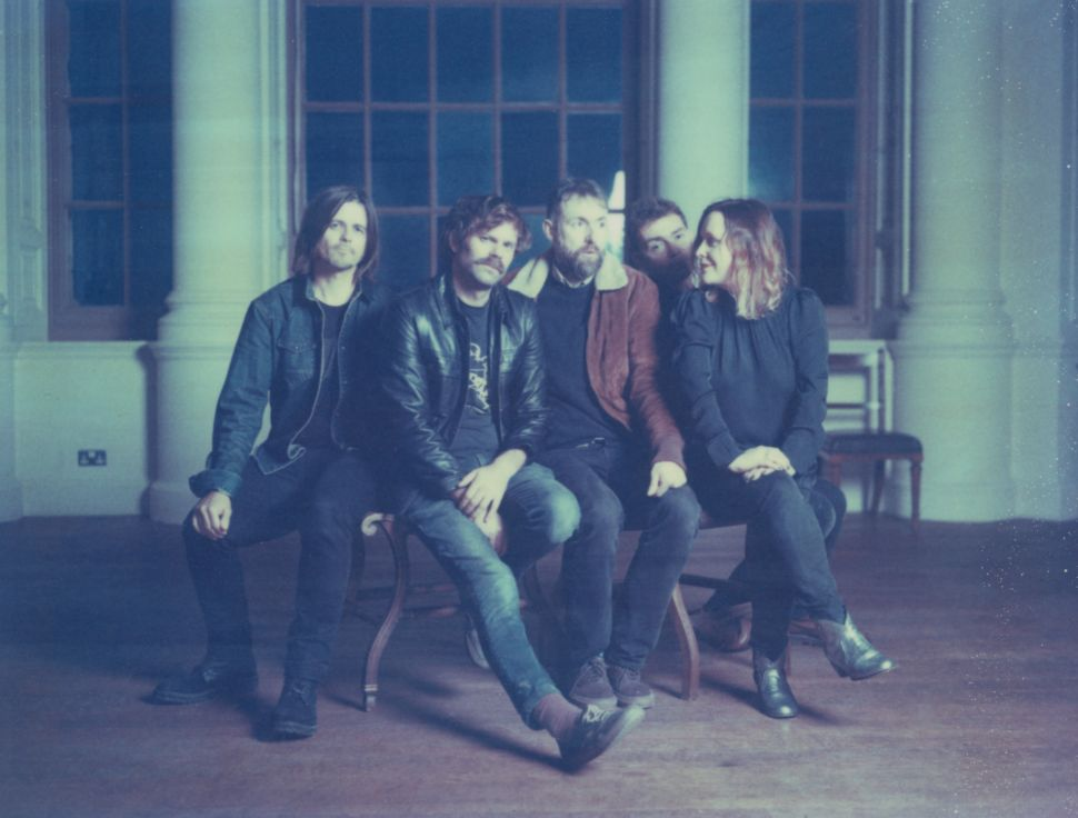 Slowdive on Reuniting for the Band's First Album in 22 Years