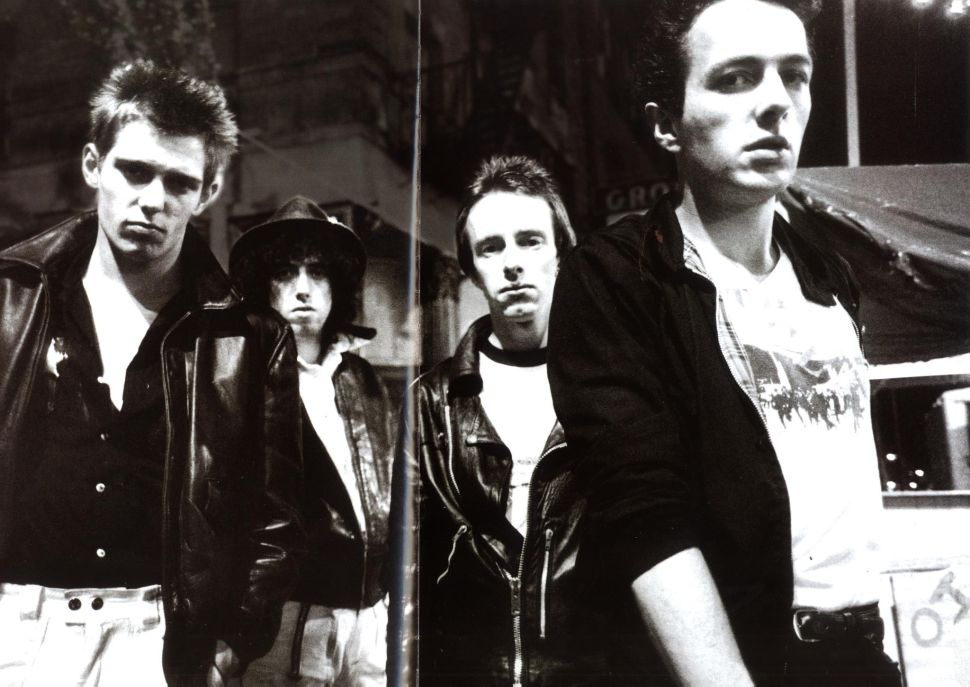 40 Years Later, The Clash Is Still the Only Band That Matters