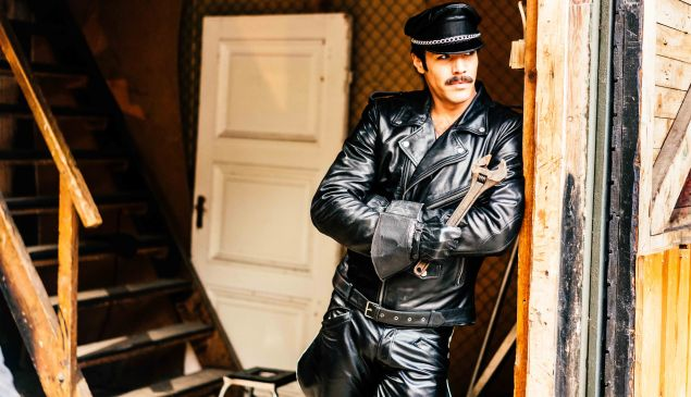 Tom of Finland.
