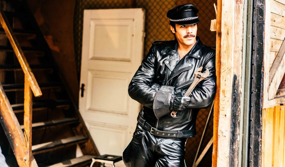 Trailer for Gay Erotic Artist 'Tom of Finland' Biopic Teases Love and Leather