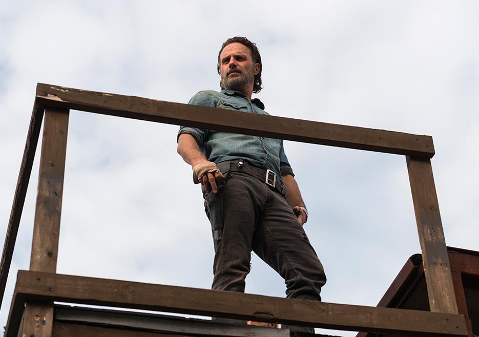 'The Walking Dead' Season 7 Finale Recap: How Do You Aim a Tiger?