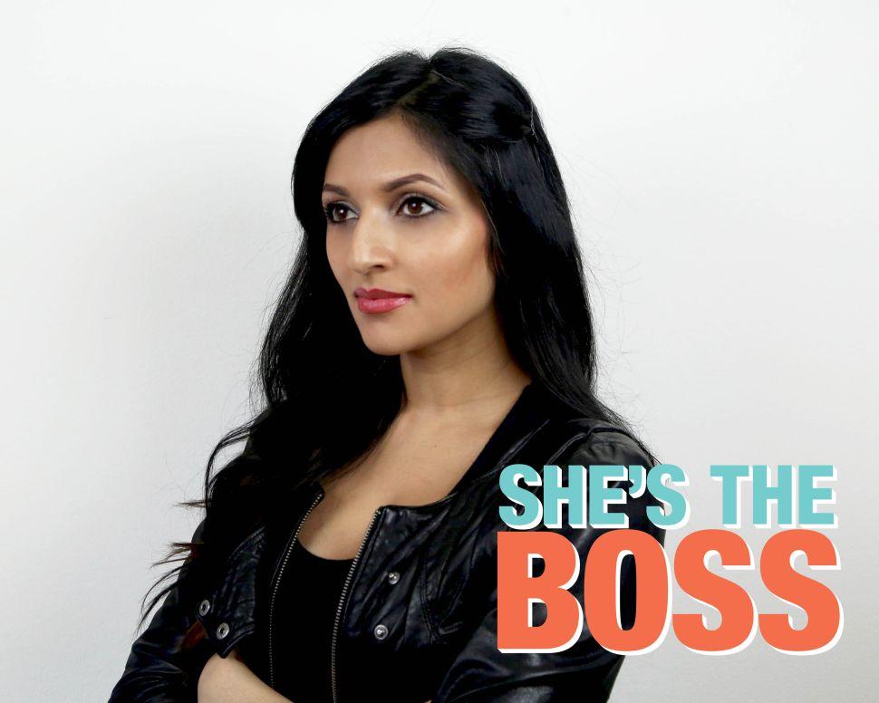 Meet the Founder Spreading Female Entrepreneurship Through the Developing World